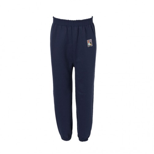 navy sweatpants front